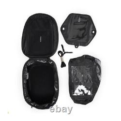 18 liters Motorcycle Release Buckle Fuel Tank Hard Shell Shoulder Bag Backpack