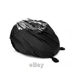 1PC Motorcycle Bike Tank Bag Tail Pack Bags Storage Luggage Back Seat Waterproof