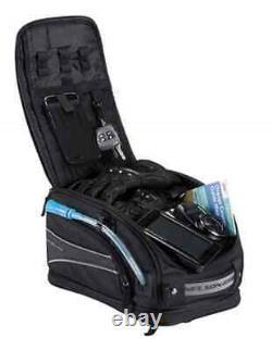 2015 Nelson-Rigg Journey Sport Magnetic Mount Motorcycle Sport Bike Tank Bag