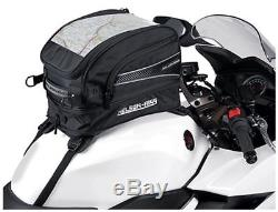 2015 Nelson-Rigg Journey Sport Strap Mount Motorcycle Sport Bike Tank Bag