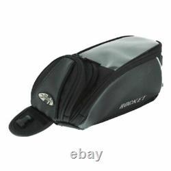 2021 Joe Rocket Manta II Motorcycle Tank Bag Black