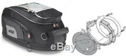 Aprilia RSV 1000 Tuono Bj. 04-06 6-Loch Motorcycle Tank Bag Givi XS307 15L New