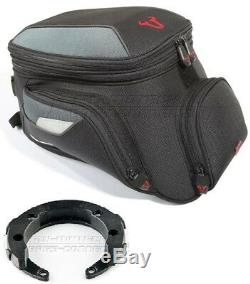 BMW F800 Gt since Yr 12 Quick-Lock Evo City 15l Motorcycle Tank Bag Set
