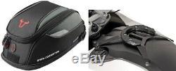 BMW G650 Gs Sertao from Bj. 11- Motorcycle Tank Bag Set 9L Quicklock Evo