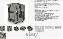 Bag Ladies Tank Magnetic Motorcycle KAPPA RA315 Racer Water Resistant 20 L