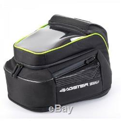 Bagster Matrix 15l Motorcycle Tank Bag Neon New