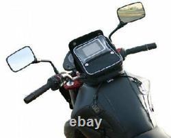 Bagster Motorcycle Tank Bag Mobile Touareg Black 4894C