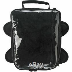 Biltwell Inc EXFIL-11 Magnetic Motorcycle Tank Bag (Black) 11 x 9 x 4