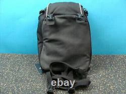 Chicane Canyon 19 liter motorcycle tank bag black reflective Universal Fit