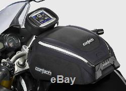Cortech DRYVER Waterproof Motorcycle Tank Bag Small/3.8L