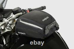 Cortech Small Dryver Waterproof Gas Cap Mounted Tank Bag Motorcycle Luggage