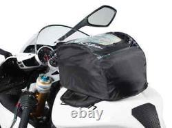 Cortech Super 2.0 Low Profile Magnetic Mount Hi-Vis Street Motorcycle Tank Bag