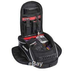 Cortech Super 2.0 Low Profile Magnetic Mount Motorcycle Tank Bag