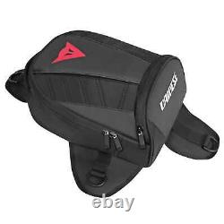 Dainese Ogio D-Tanker Motorcycle Mini Tank Bag One Size Stealth-Black