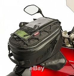 Dowco Fastrax Backroads Motorcycle Large Tank Bag 14x11.25x10.5 50143-00