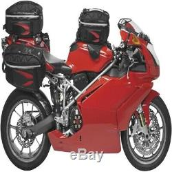 Dowco Fastrax Backroads Motorcycle Large Tank Bag 14x11.25x10.5 50143-00 10-2199