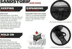 Enduristan Sandstorm 4H Hard Enduro Motorcycle Tank Bag, LUTA-008