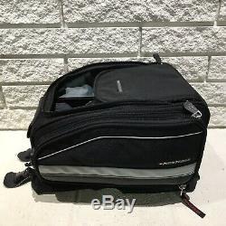 FirstGear Laguna Expandble GPS Motorcycle Tank Bag / Backpack