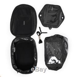 For Triumph Street Triple675/Tiger800 1050 MOTORCYCLE TANK BAG BACKPACK Luggage