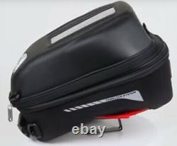 GIVI Dual Sport Adventure Motorcycle Tank Bag Tanklock 15 Liter ST603