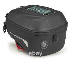 GIVI ST602B Sport-T Tanklock Motorcycle Tank Bag 4 litre