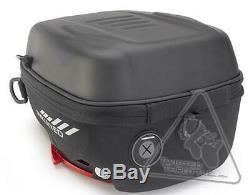 GIVI ST605 Tanklock Tank Bag 5L Black, for Motorcycles
