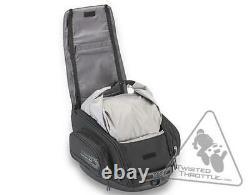 GIVI UT809 Ultima-T Tanklock Motorcycle Tank Bag 20 Liters Black
