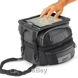 GIVI XS306 Tanklock Motorcycle Tank Bag 25L Expandable With iPad Holder