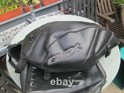 GSX1400 01-08 Motorcycle Bagster tank cover and expander bag