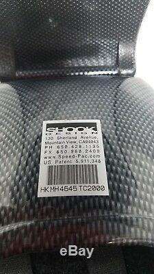 Gas Tank Bag Back Pack Shook Designs Speed Pak Motorcycle