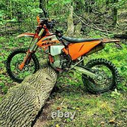 Giant Loop Buckin Roll Motorcycle Black Tank Bag-Dirt Bike, Dual Sport