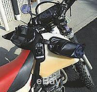 Giant Loop Buckin Roll Tank Bag Motorcycle Dual Sport Black