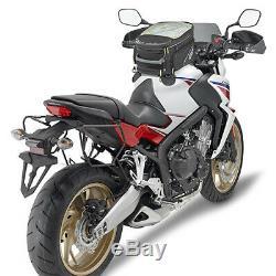 Givi EA102B 25 Litre Motorcycle Motorbike Magnetic Tank Bag Black