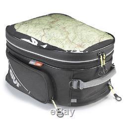 Givi EA117 Tanklock Motorcycle Motorbike Tank Bag Inc Rain Cover 26 Litre