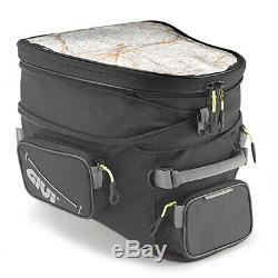 Givi EA118 25 Litre Motorcycle Motorbike Tank Bag Black