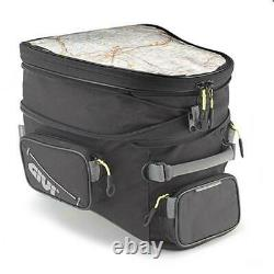 Givi Ea118 Tanklock Extendable Tanklock Bag For Enduro Motorcycles, 25 Ltr