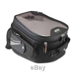 Givi Easy Lock Silver Range Motorcycle Tank Bag (t480)