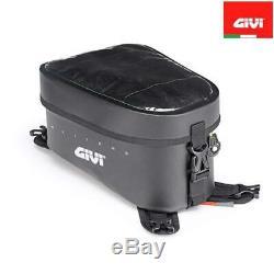 Givi GRT716 Waterproof Motorcycle Adventure Dry Tank Bag 10L Gravel-T Range