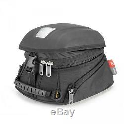 Givi MT504 Metro-T Motorcycle Magnetic Tank Bag 5 Litres Rain Cover Included