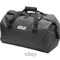 Givi MX 60L Waterproof Black Off Road Motorcycle Tail/Roll Bag
