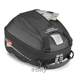 Givi ST602 B Tanklock Motorcycle Tank Bag With Phone Holder 4 ltr Quick Release