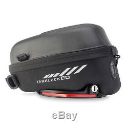 Givi ST605 5 Litre Motorcycle Motorbike TankLOCKED Tank Bag Black