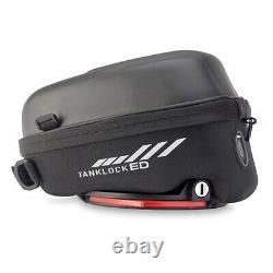 Givi ST605 5L Tanklocked Motorcycle Tank Bag Black