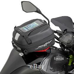 Givi ST605 Tanklock Lockable 5L Motorcycle Tank Bag with Waterproof phone holder