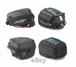 Givi St605 Easy Lock Motorcycle Tanklock Tank Bag