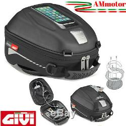 Givi Tanklock Fuel Tank Bag 4 liters Bmw R 1250 RT Specific Motorcycle