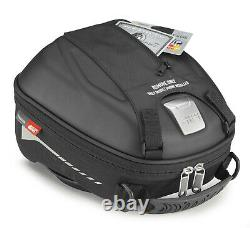 Givi Tanklock Fuel Tank Bag 4 liters Triumph Street Triple 765 Motorcycle