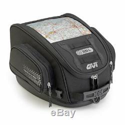 Givi UT809 20 Litre Motorcycle Motorbike Tank Bag Black