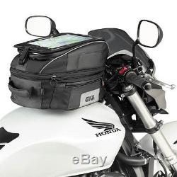 Givi XS306 Motorcycle TankLock Ring Tank Bag 25 Litre Black