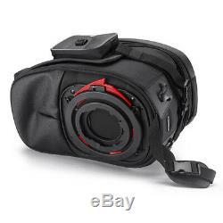 Givi XS308 Motorcycle TankLock Ring Tank Bag 20 Litre Black